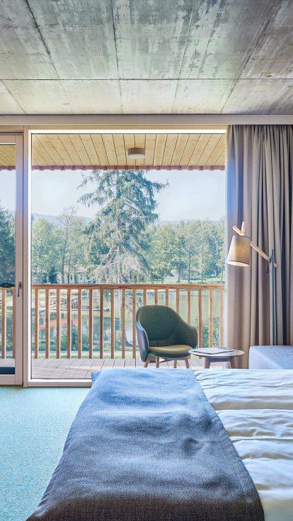 Trixi-Ferienpark-Waldstrand-Hotel-Doppelzimmer