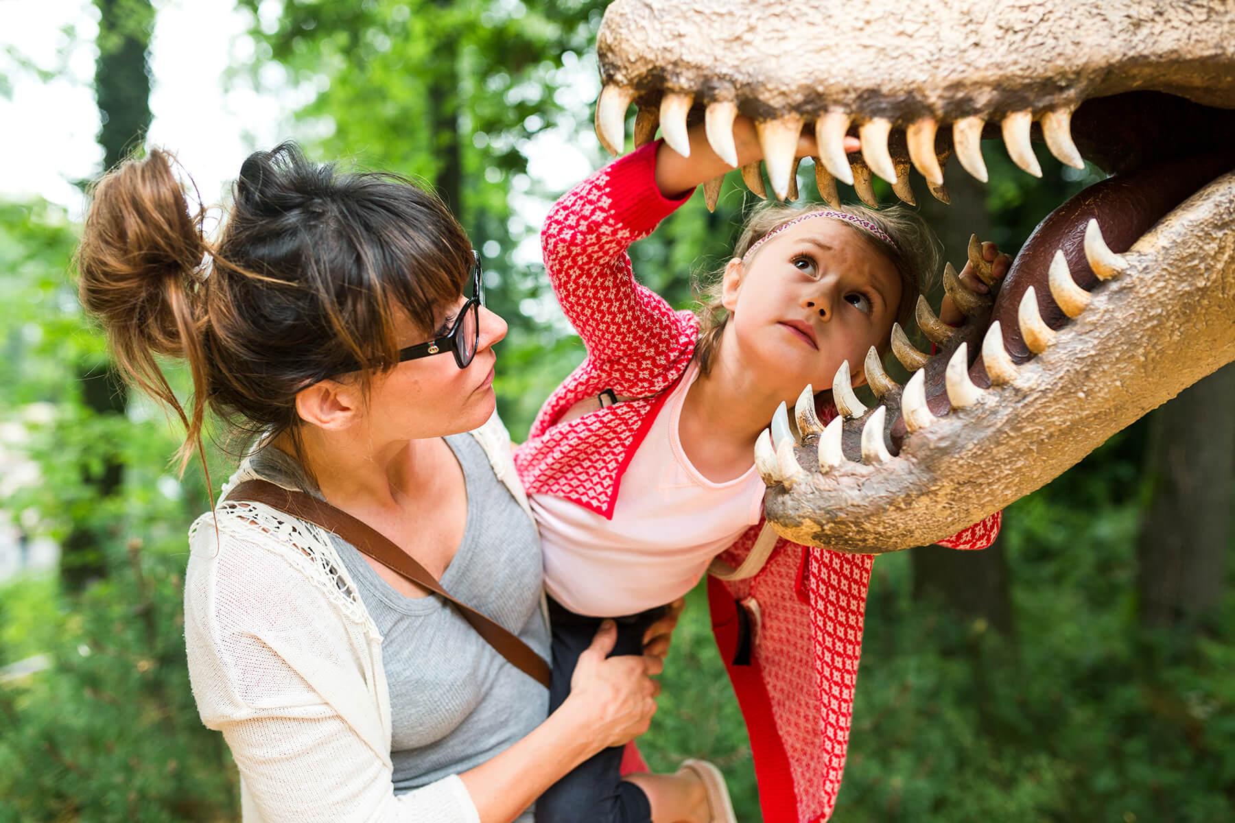 Trixi Ferienpark Zittauer Gebirge Angebote Familien Saurierpark Bautzen