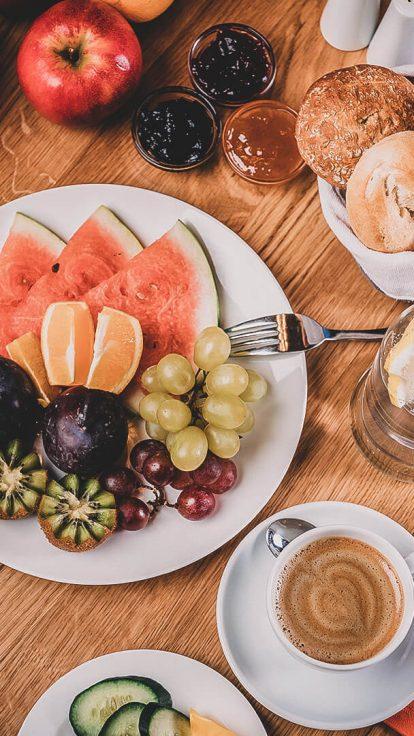 Trixi-Ferienpark-Verpflegung-Frühstück