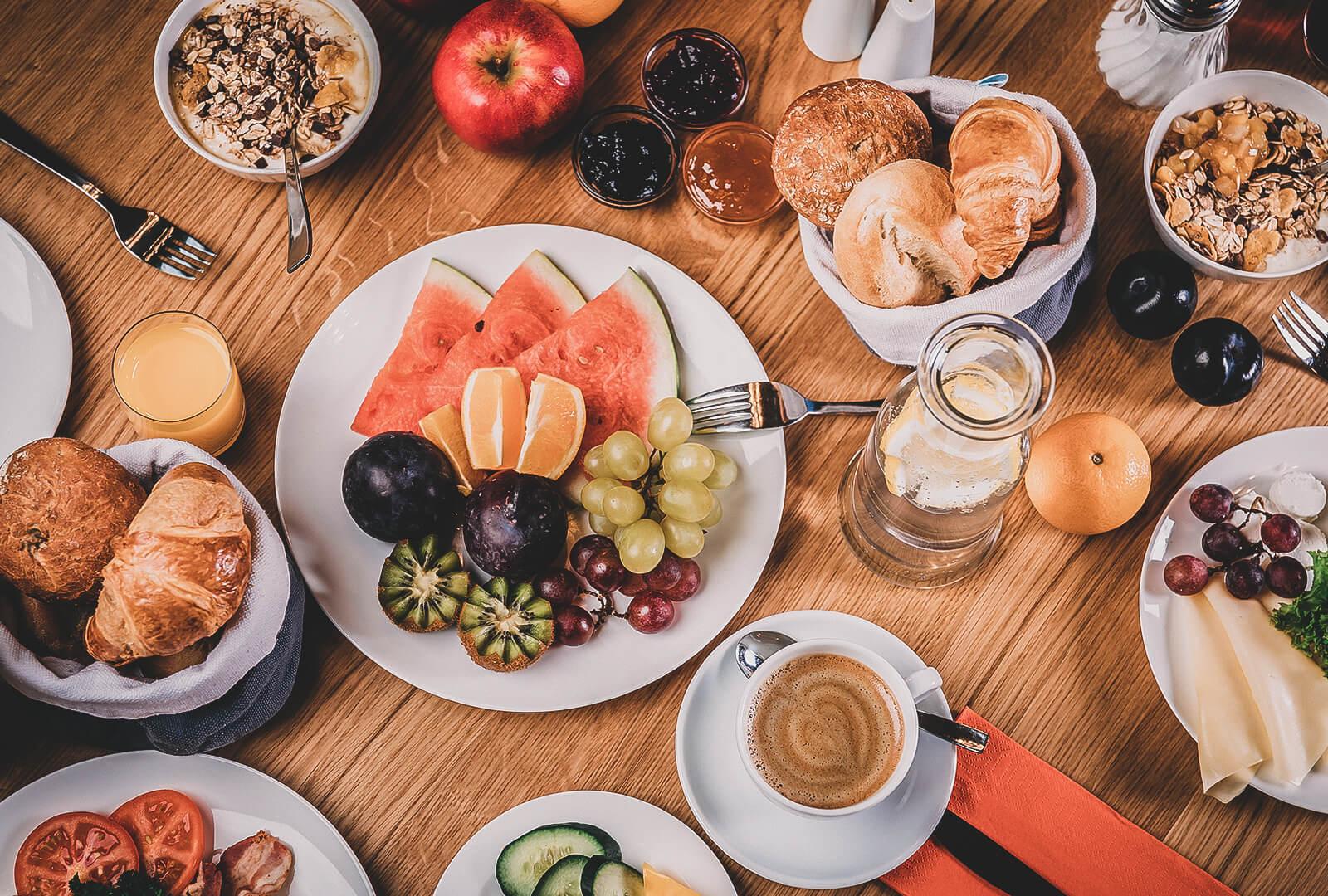 Trixi Ferienpark Zittauer Gebirge Angebote Restaurant Gute Stube Frühstück Verpflegung