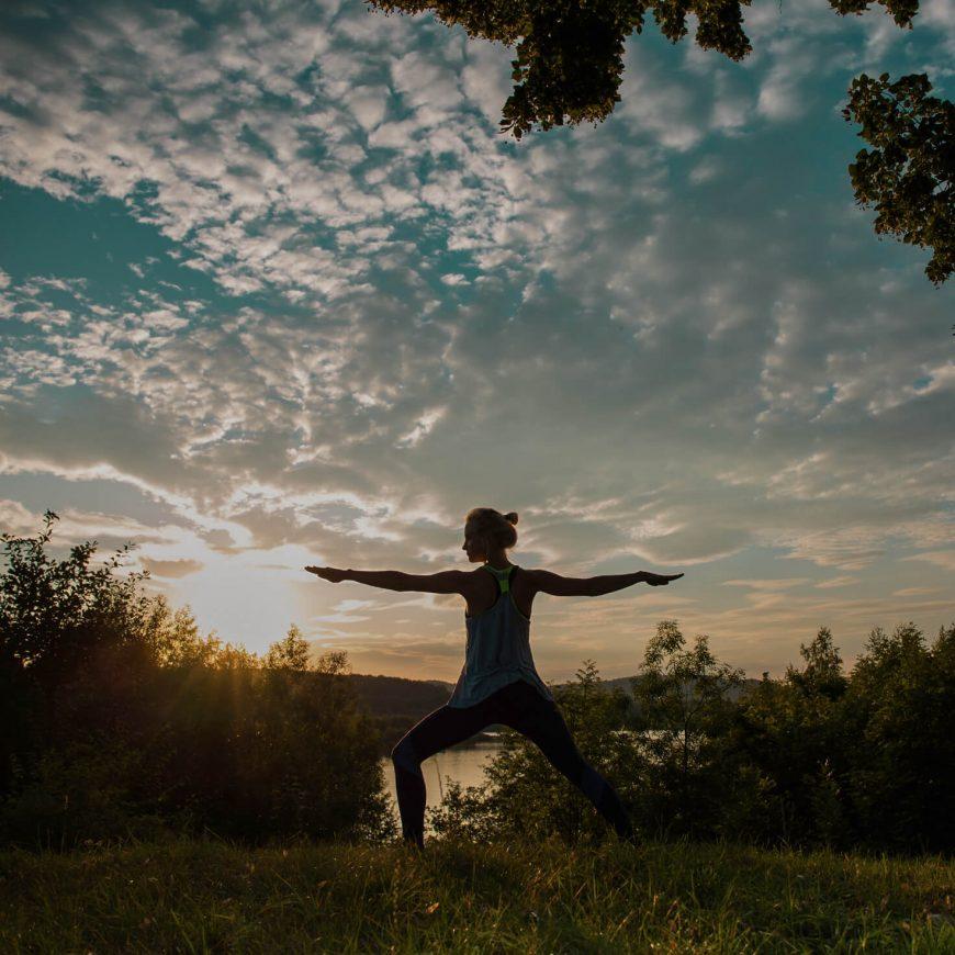 Trixi Ferienpark Zittauer Gebirge Angebote Yoga Wellness Yogawandern