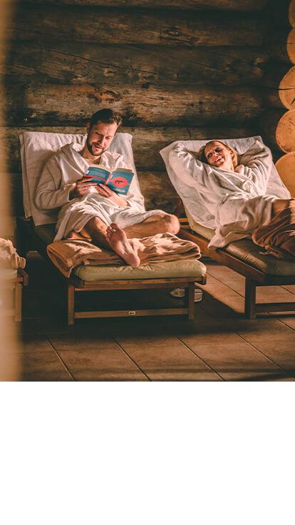 Trixi Ferienpark Zittauer Gebirge Angebote Wellness Sauna Entspannung