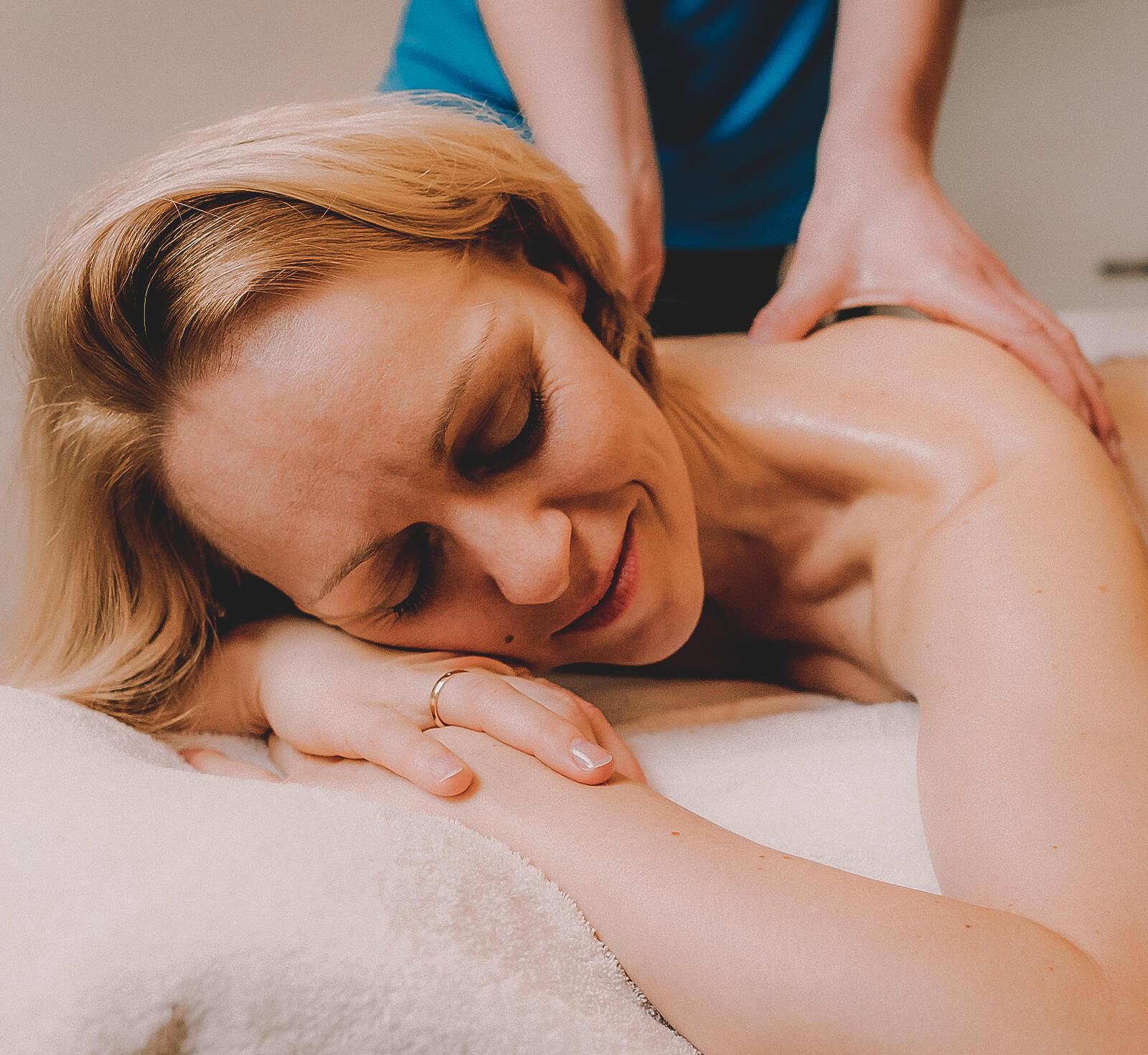 Trixi-Spa Entspannung Grossschönau Massage Gesundheitsanwendungen